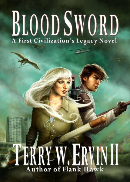 Blood Sword Cover