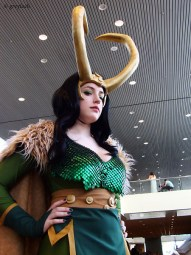 Baltimore Comic-Con Loki
