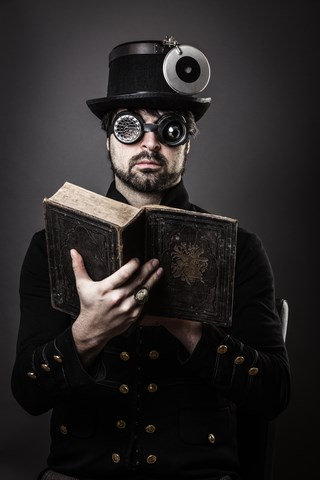 steampunk reading