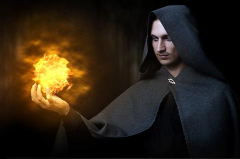 wizard fireball