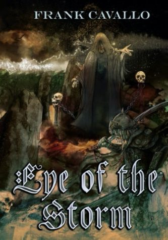 The author's latest book, Eye of the Storm